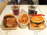 Selfish Burger 喀漢堡 板橋大遠百店