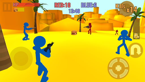 Stickman Counter Zombie Strike 1.02 screenshots 14