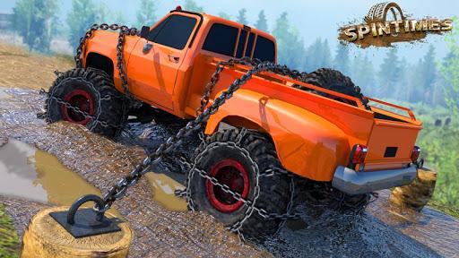 Spintimes Mudfest - Offroad Driving Games apktram screenshots 1