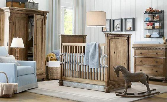 Farmhouse Baby Boy Bedroom Ideas
