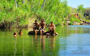 Photo: Barnett River Gorge, Western Australia