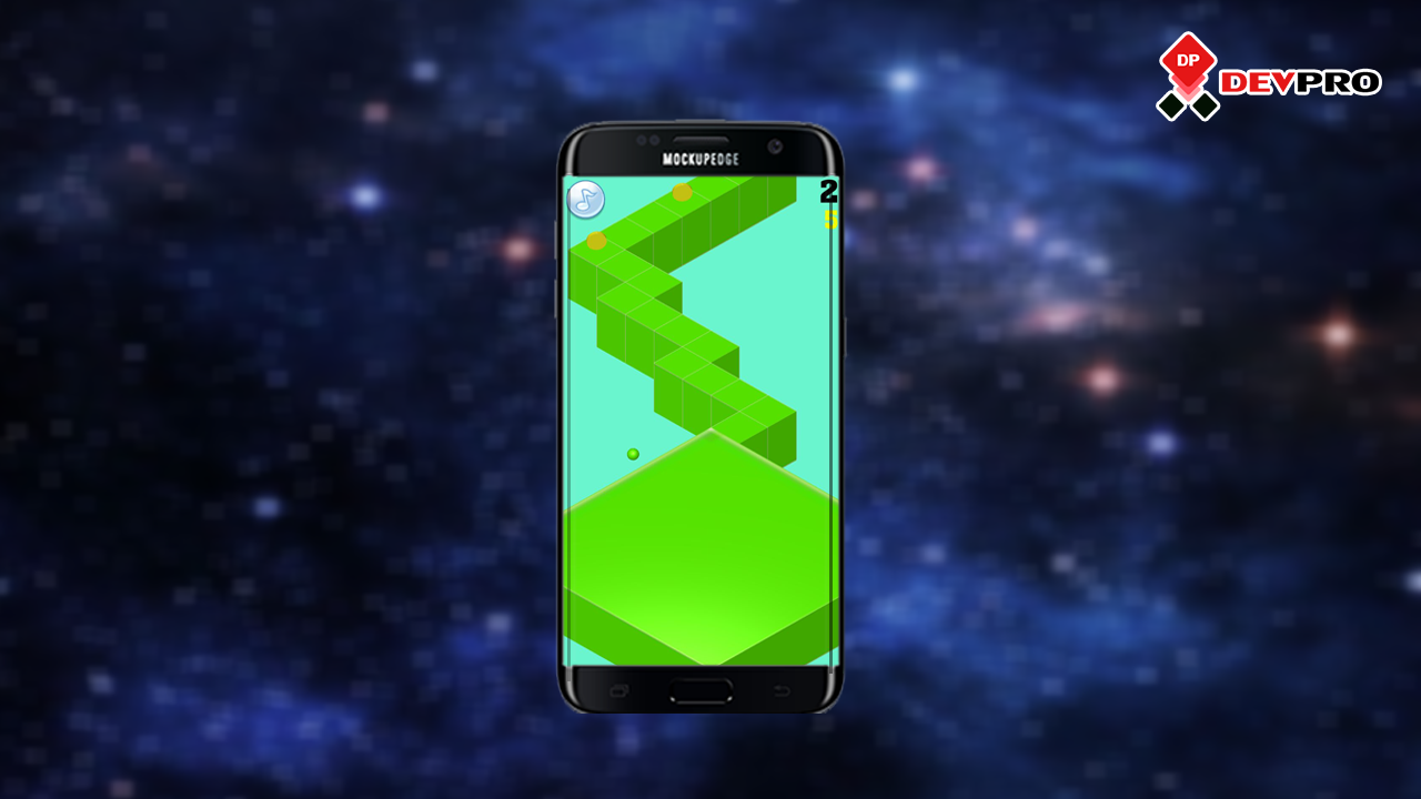 ZigZag Gravity- screenshot