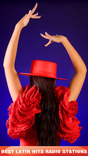 Best Latin Hits Radio Stations - náhled