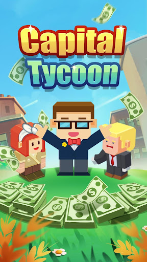 Capital Tycoon  captures d'u00e9cran 1