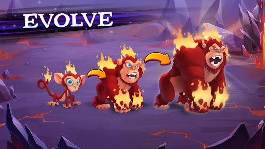 Monster Legends (MOD Always Win, No Skill Costs) 4