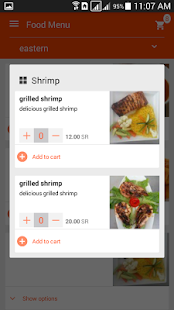 Online Order Delivery- screenshot thumbnail