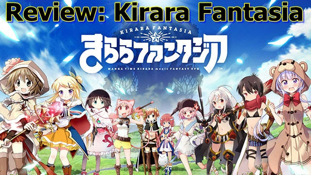 [Review] Kirara Fantasia