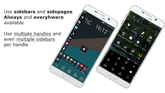 Everywhere Launcher - Sidebar Edge Launcher Screenshot