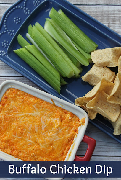 National Eat What You Want Day: Buffalo Chicken Dip Recipe