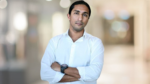Zachariah George, co-founder and chief investment officer at Startupbootcamp.