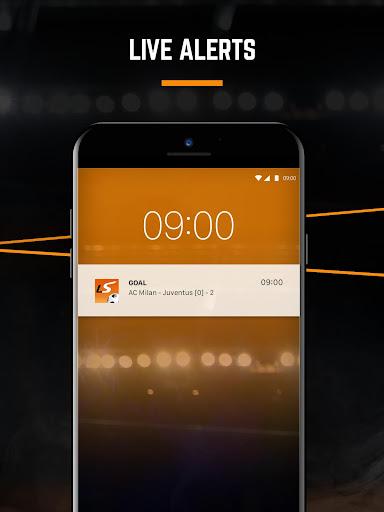 LiveScore: Live Sport Updates 3.0.11 screenshots 7