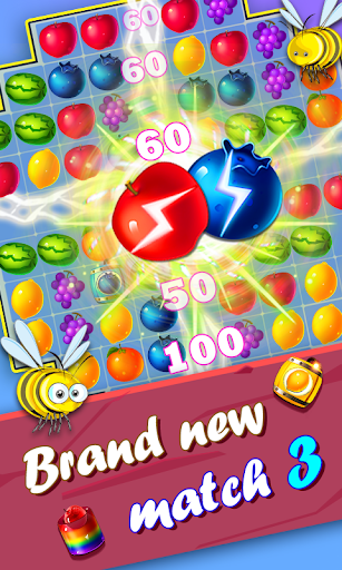 Fruit Fever 2 screenshot 1