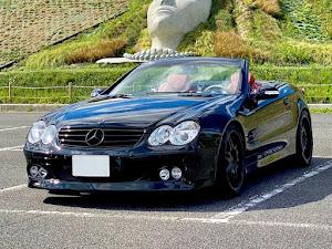 SL R230のカスタム事例画像 🟥広島の萬田銀次郎🟥さんの2021年10月17日20:43の投稿