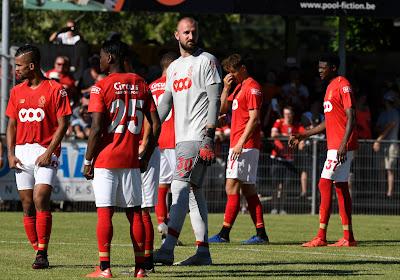 Standard verliest zijn oefenwedstrijd van het Franse Strasbourg Alsace