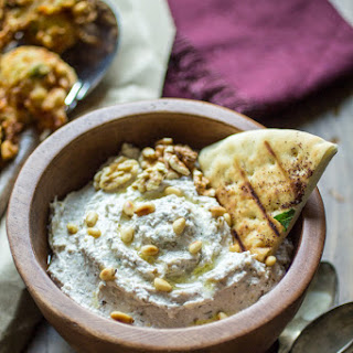 Turkish Nut & Yogurt Dip