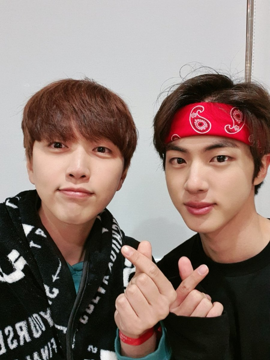 with jin
