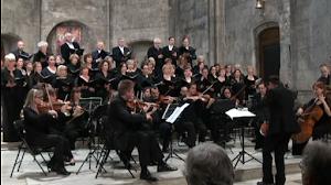 Choeur Lacordaire - Projet de L'Arche à Aix-en-Provence