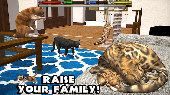 Ultimate Cat Simulator Screenshot