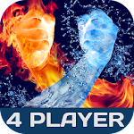 BGC: 2-4 players Party Game Icon