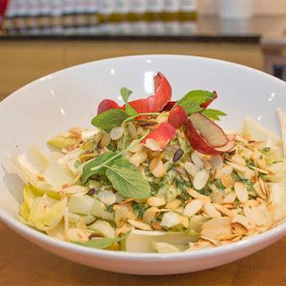 Endive, fennel and apple Salad