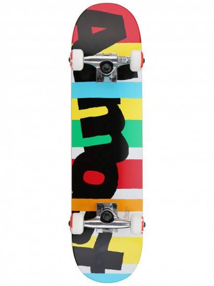 skateboard complete Almost stripe