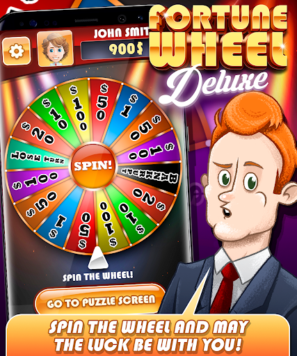 Fortune Wheel Deluxe 1.0 screenshots 2