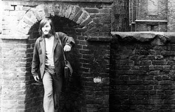 Photo: 1976/77 J. Tomala - nauczyciel rysunku i malarstwa
