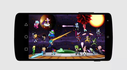 Super Saiyan Dragon Goku Fighter for PC