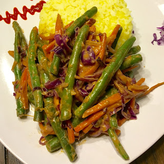 Cabbage Carrots Green Beans Recipes.