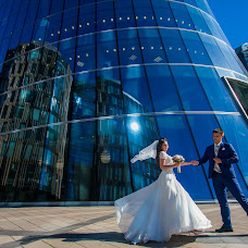 Wedding photographer Evgeniy Gorelikov (Husky). Photo of 28.11.2016