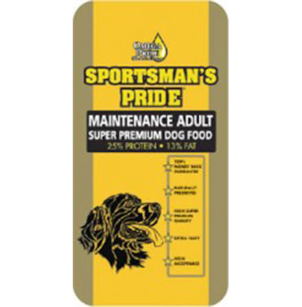 Sportman`s pride maintenance adult
