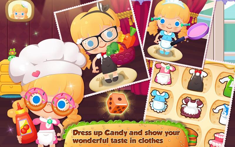 Скриншот Candy's Restaurant