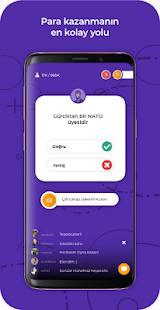 App Oyna Kazan - Canlı Bilgi Yarışması APK for Windows Phone