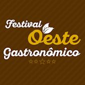 Festival Oeste Gastronômico