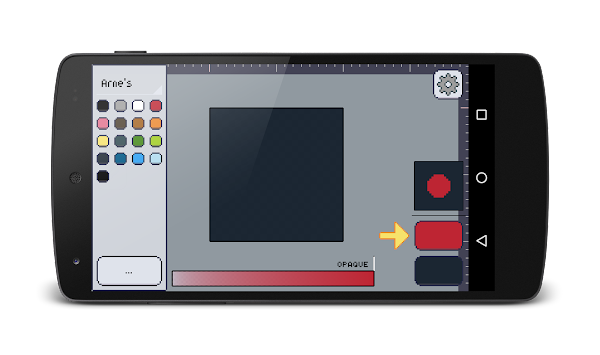 Pixly - Pixel Art Editor APK screenshot thumbnail 8