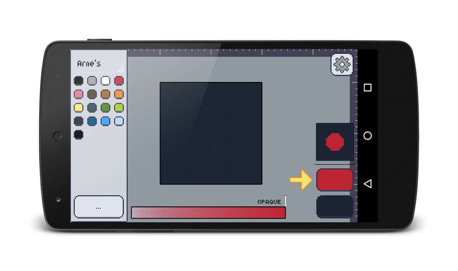 Pixly - Pixel Art Editor- screenshot