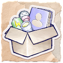 Paper world icon