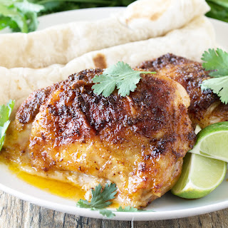 Mexican Chicken Thighs Recipes