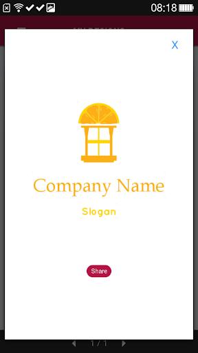 Free Logo Maker - DesignMantic 3.0 screenshots 1