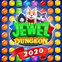 Jewel Dungeon - Match 3 Puzzle icon