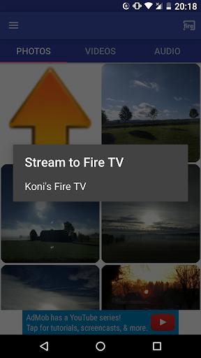 AFCast - Fire TV - Chromecast 0.0.9 screenshots 3