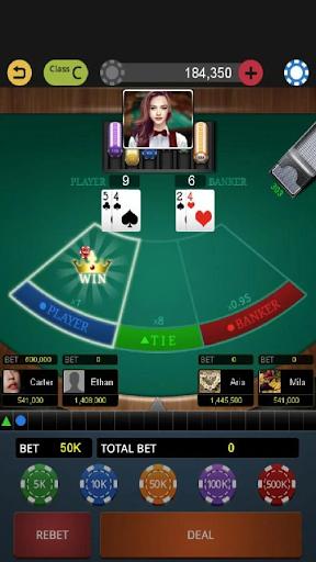 World Baccarat King filehippodl screenshot 8