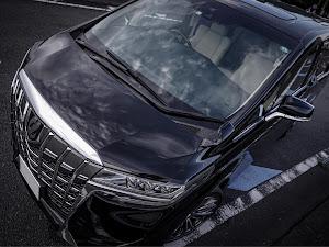 アルファード AGH30W 後期 2.5L 2WD  Gグレードのカスタム事例画像 ぷらたさんの2020年09月20日13:28の投稿