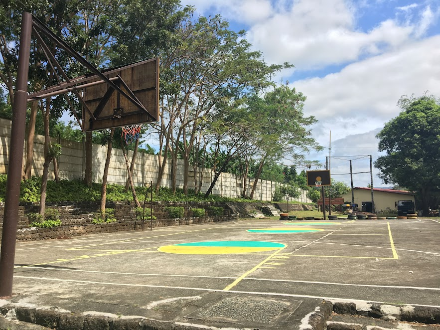 Punta de Fabian Basketball Court