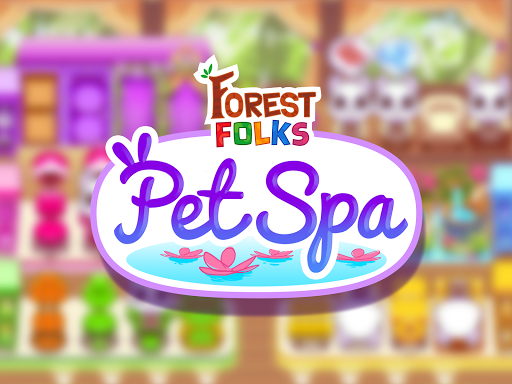 Forest Folks - Your Own Adorable Pet Spa 1.0.2 screenshots 15