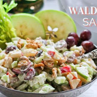 Paleo Waldorf Salad.