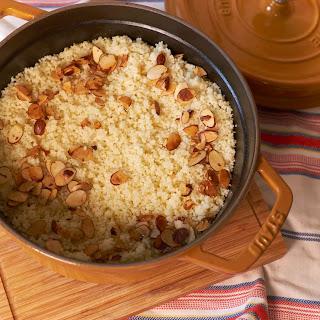 Butter Couscous Recipe