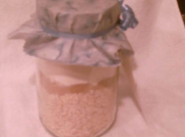 Gift In Jar: Cinnamon Oat Pancake Mix