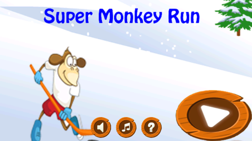Super Monkey Runn