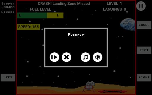 Space Lander  screenshots 11
